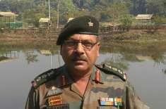 'بائے انڈین آرمی' بھارتی کرنل نے مقبوضہ کشمیر میں نہتے کشمیریوں پر ..