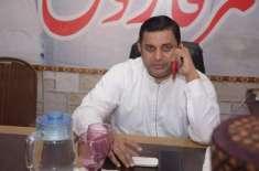 میٹرک کے امتحان میں فیل ہونے کی خبرپر پی ٹی آئی رہنما عمر فارق کا ردِ ..