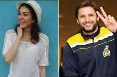 Twitterati react to Imaan Z Hazari's blunt comment on Shahid Afridi