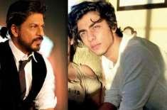 شاہ رخ خان کے بیٹے آرین دی لائن آف کنگ کے ہندی ورژن کے ساتھ سینما انڈسٹری ..