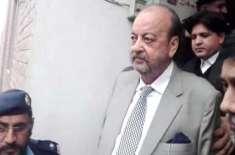 عدالت نے آغا سراج درانی کو جیل میں بی کلاس کی فراہمی پر نیب کو نوٹس ..