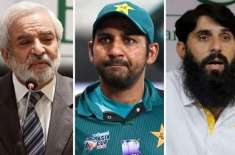 Misbah puts the responsibility on removing Sarfraz from captaincy
