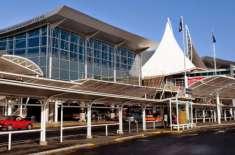 نیوزی لینڈ کے ہوائی اڈے پر بم نصب کرنے کی اطلاع