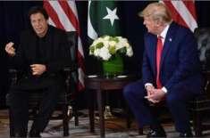 ٹرمپ نے وزیراعظم عمران خان کو ایران سے بات چیت کا مینڈیٹ دیدیا