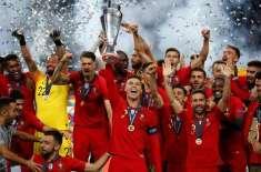 پرتگال نے یوئیفا نیشنز لیگ جیت لی
