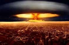 پاک بھارت ممکنہ ایٹمی جنگ ' دنیا کی90 فیصد آبادی ختم ہوجائے گی. امریکی ..