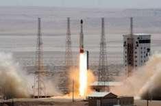 ایران کی مواصلاتی سیٹیلائیٹ ''پیام'' زمین کے مدار پر پہنچنے میں ..