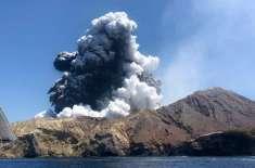نیوزی لینڈ، سانحہ جزیرہ وائٹ آئی لینڈ میں ہلاک ہونے والوں کے سوگ میں ..
