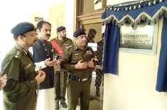 وہاڑی: ریجنل پولیس آفیسر ملتان وسیم احمد خان کا دورہ وہاڑی