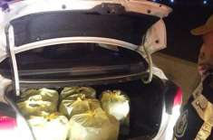سعودی عرب میں پاکستانی اسمگلر سے شراب کی بوتلیں برآمد