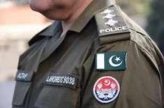 پنجاب پولیس میں بڑی سطح پر تقرر و تبادلے