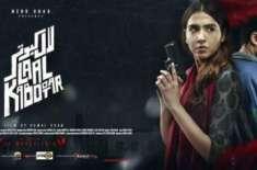 فلم '' لال کبوتر''  ملک بھر میں نمائش کیلئے پیش کر دی گئی