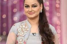 پنجابی زبان میں جگت کا بڑا مزہ آتا ہے 'جویریہ عباسی