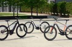 دنیا کی جدید سائیکل جو بیٹری سے چلے گی