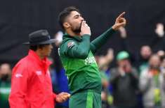 MOHAMMAD AMIR now has Most international wickets by an Asian bowler in England
