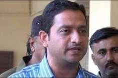 مراد علی شاہ نے 20 لاکھ تو دور 20 لوگوں میں بھی راشن تقسیم نہیں کیا، وزیر ..