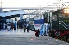 سمجھوتہ ایکسپریس لاہور سے 45مسافروں کو لیکر بھارت روانہ