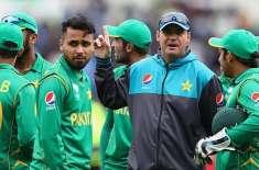 جنوبی افریقہ اور پاکستان کی کرکٹ ٹیموں کے درمیان ون ڈے سیریز کا آغاز ..