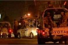پاکستان رینجرزسندھ نے مختلف کارروائیوں کے بعد ڈکیت، اسٹریٹ کرمنل، ..