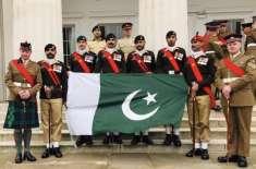 پاکستان نے انٹرنیشنل ملٹری ڈرل مقابلے جیت لیے،آئی ایس پی آر