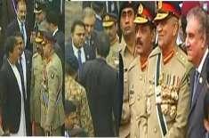 سعودی ولی عہد پاکستان کا دو روزہ سرکاری دورہ مکمل کر کے واپس روانہ