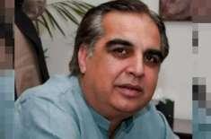 گورنر سندھ عمران اسماعیل سے تحریک انصاف کے مرکزی رہنما و پارلیمانی ..