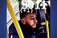 ہالینڈ میں مسافرٹرام پر حملہ کرنے والے شخص کی تلاش جاری
