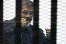ڈاکٹر مرسی کی موت ریاستی قتل ہے.نمائندہ اقوام متحدہ