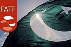 ایف اے ٹی ایف کی گرے لسٹ سے اخراج کیلئے پاکستان کو سفارتی حمایت درکار