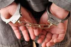 پشاورپولیس کی کارروائی،غیر قانونی طور نوادرات تلاش کرنے والے 5 افراد ..