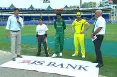 Pakistan bat first