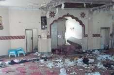 کوئٹہ مسجد دھماکہ، تحریک طالبان افغانستان کے کمانڈر کے بھائی جاں بحق