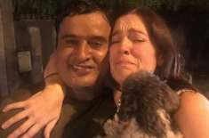 شارجہ: پاکستانی باشندے کی مدد نے برطانوی خاتون کوگم شدہ پالتو جانور ..
