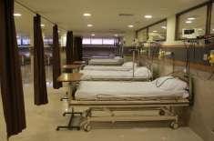 ہسپتال میں روزانہ لوگ مرتے ہیں، آج بھی مر گئے