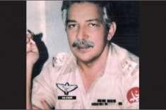 لیفٹیننٹ کرنل(ر) محمد سلیمان ایک عظیم کمانڈو
