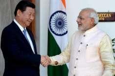 چینی صدر کی نریندر مودی سے 6 گھنٹے طویل ملاقات