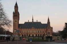 عالمی عدالت انصاف دی ہیگ میں جاری بھارتی دہشت گرد کلبوشن یادیو کے کیس ..