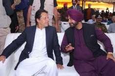 وزیراعظم عمران خان کے دوست نووجوت سنگھ سدھو کو بھارتی پنجاب کا وزیراعلیٰ ..