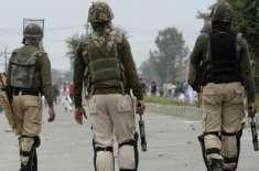 مقبوضہ کشمیر میں 3 بھارتی فوجیوں کی خودکشی