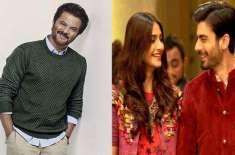 فلم ''خوبصورت'' کے لئے فواد خان بہترین انتخاب تھے،انیل کپور