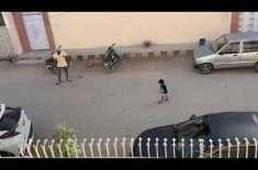 قومی ٹیم کے کپتان کپتان سرفراز نے اپنے بیٹے کے ساتھ کرکٹ کھیلنے کی ویڈیو ..