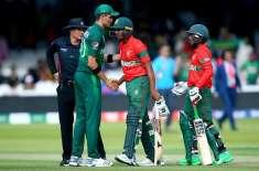 بنگلہ دیش کرکٹ بورڈ دورہ پاکستان کیلئے پرامید