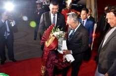 ملائیشیاء کے وزیر اعظم مہاتیر محمد کی تین روزہ دورہ پر پاکستان آمد،وزیر ..