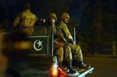 پاک ایران سرحد پر پاک فوج کا بدھ کی رات کو ہنگامی آپریشن