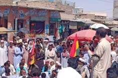 نوشکی: بلوچستان نیشنل پارٹی کے زیر اہتمام شہید امان اللہ زرکزئی اور ..