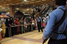 سول ایوی ایشن کاکراچی ایئرپورٹ پر سروسز بہتر کرنے اورمسافروں کو بہتر ..