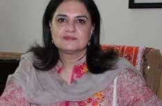 فریال تالپور کی غیر قانونی گرفتاری کی شدید مذمت کرتے ہیں، سینیٹر روبینہ ..