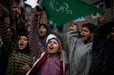 مقبوضہ کشمیر، بھارتی شہروں اور جموں میں کشمیری مسلمانوں کو ہراساں ..