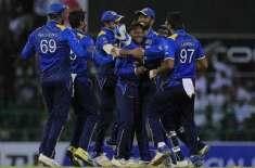 سری لنکن ٹیم رواں سال ورلڈ کپ سے قبل سکاٹ لینڈ کیخلاف ون ڈے انٹرنیشنل ..