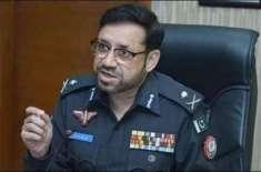 آئی جی سندھ ڈاکٹرسید کلیم امام کی زیرصدارت اجلاس